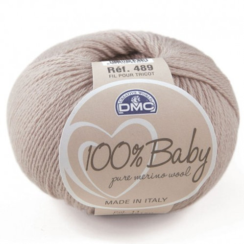 Hazelnut 11 Baby Merino Yarn
