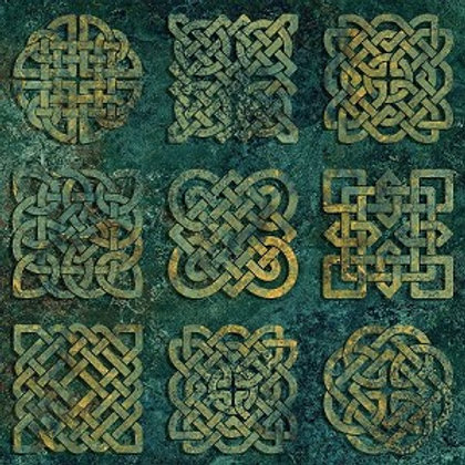 Solstice - Celtic Knot Blocks