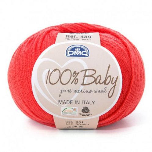 Coral 51 Baby Merino Yarn
