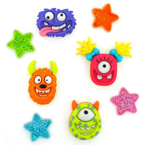 Monster Mash Button Pack