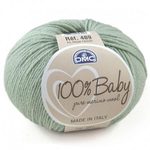 Sage 82 Baby Merino Yarn