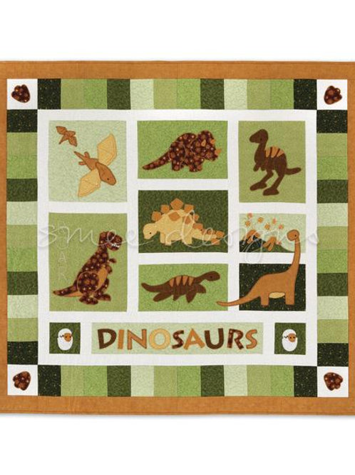 The Dino Quilt