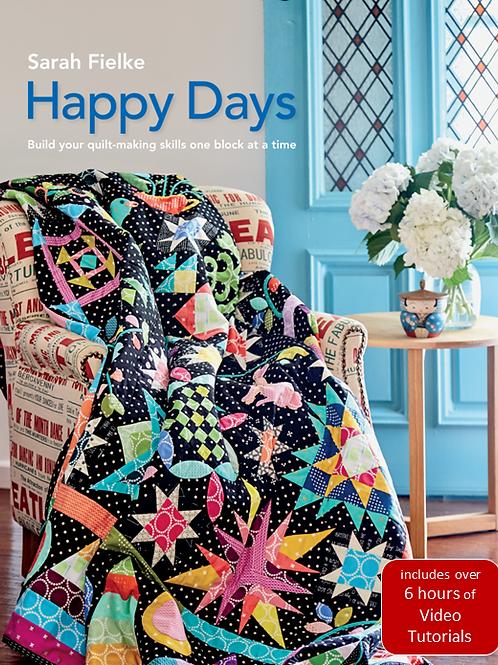 Happy Days Pattern Book