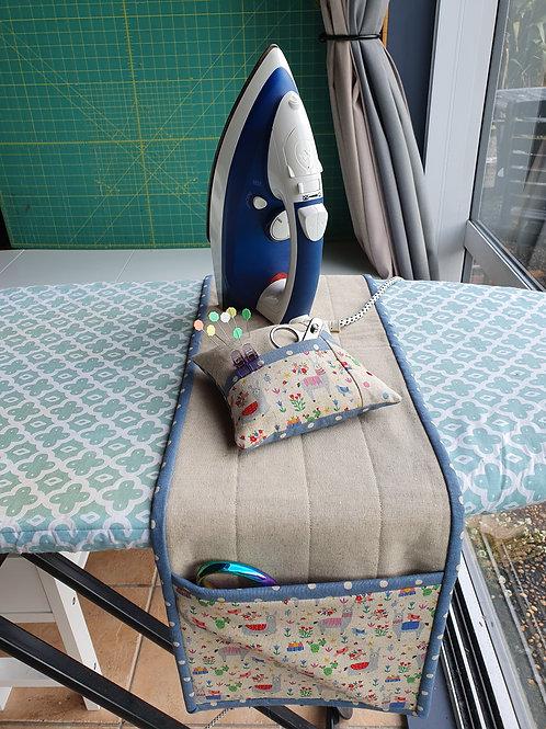 Ironing Board Organiser Pattern - Sew @ Home set
