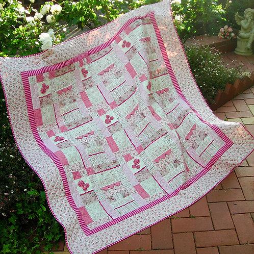 Sweet, Love & Forever Quilt Pattern