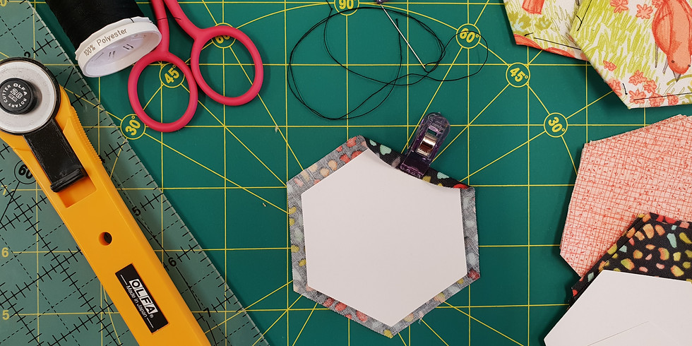 Intro to English Paper Piecing
