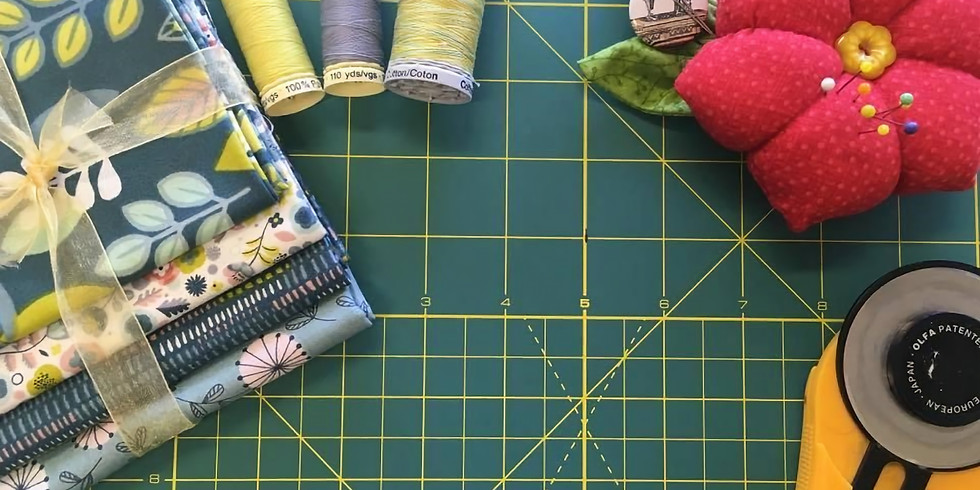 Back-to-Basics Quilting Course