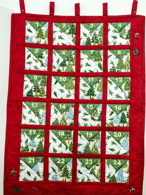 Christmas Advent Calendar pattern