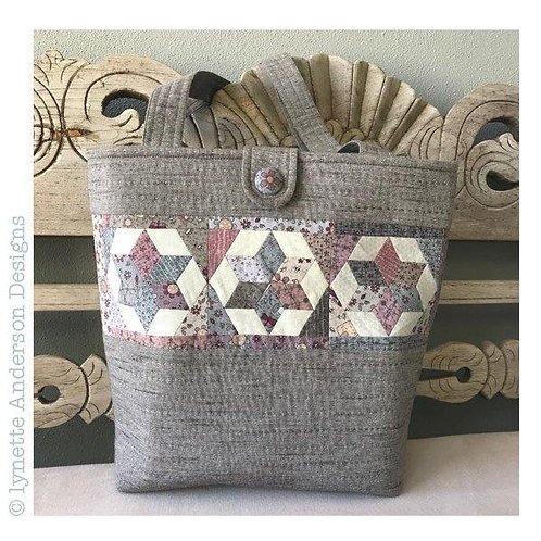 Starry Tote Pattern