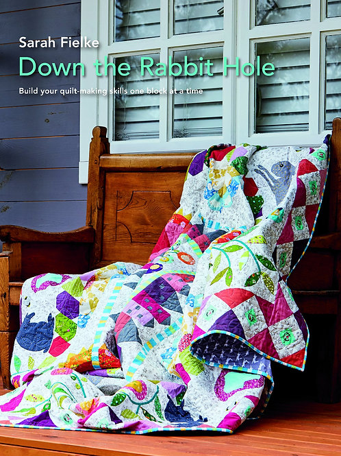 Down the Rabbit Hole Pattern Book