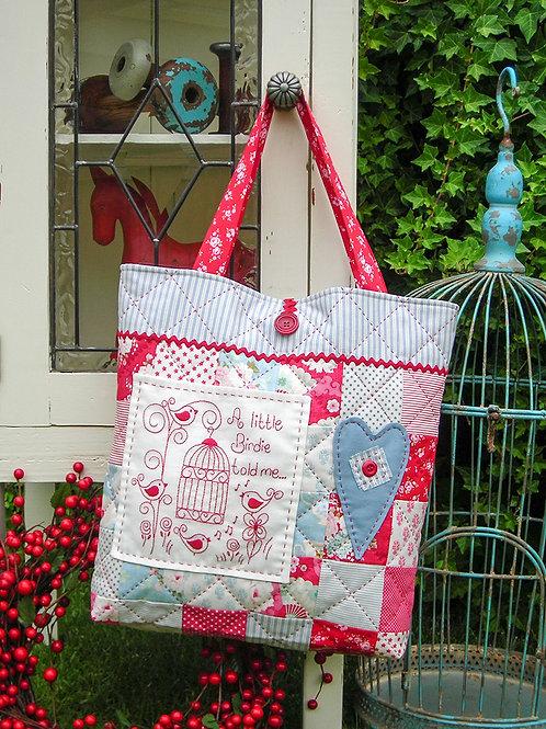 A Little Birdie Bag Pattern