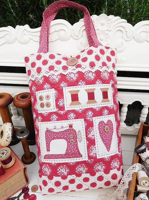 Sewing at Heart Bag Pattern