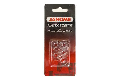 Plastic Bobbins 5pack