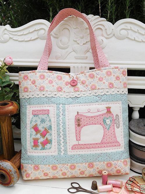 Old Gertie Bag Pattern
