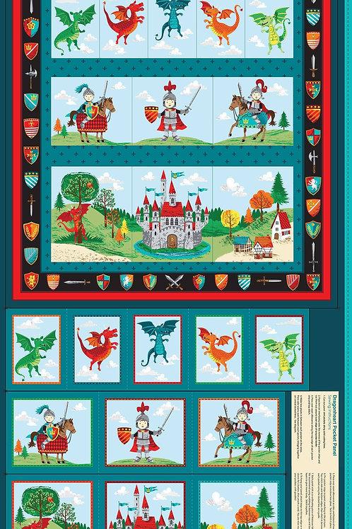 Dragonheart - Pocket Panel (60cm)