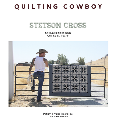 Stetson Cross Pattern