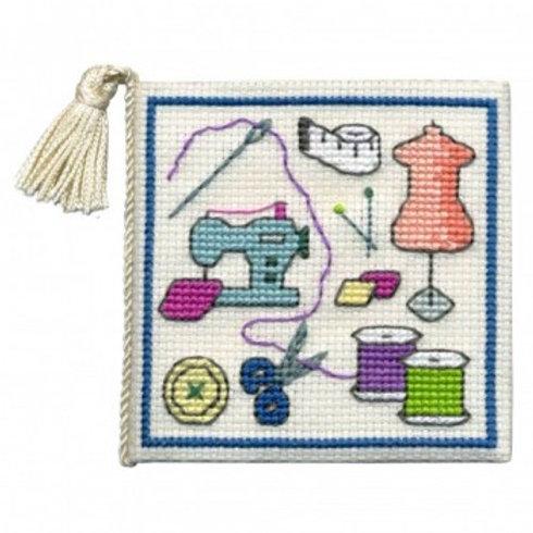 Sewing Needle Case Kit - Textile Heritage