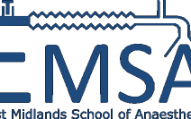 Medical Education Day For East Midlands School Of Anaesthesia