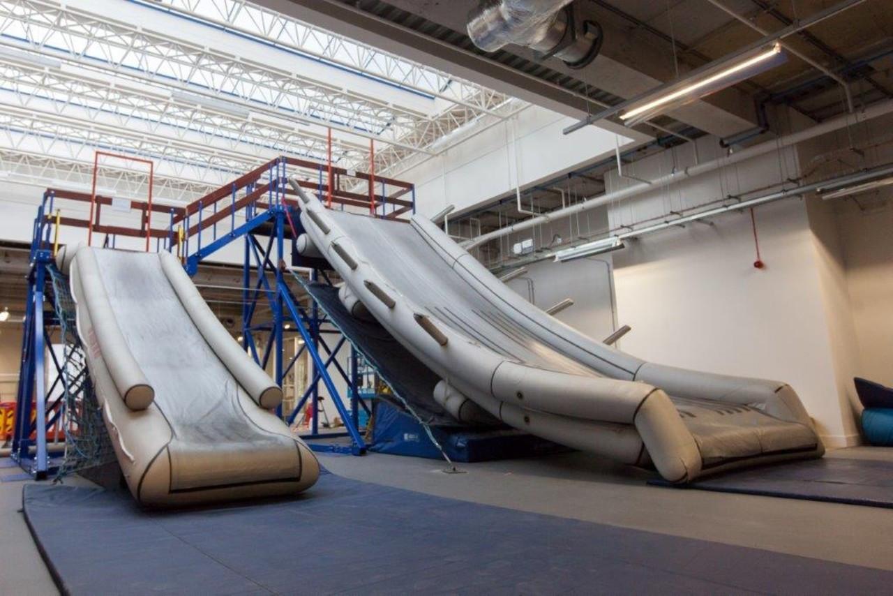 Emergency Slides