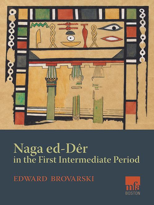 Naga ed-Dêr in the First Intermediate Period