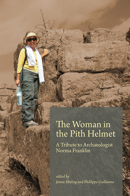The Woman in the Pith Helmet: A Tribute to Norma Franklin