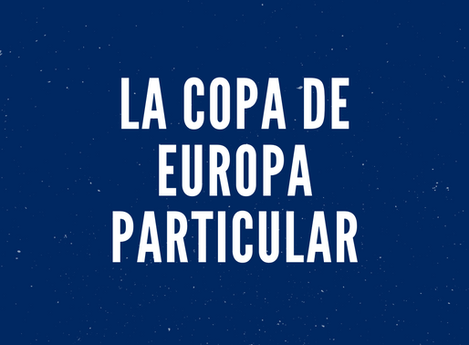 La Copa de Europa particular