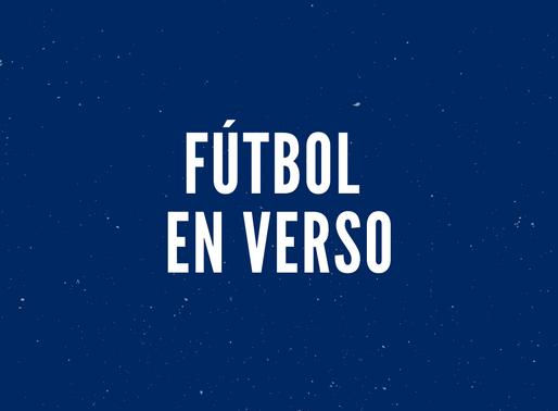 Fútbol en verso