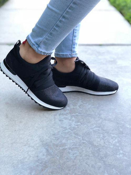 Liyah Sneaker Black