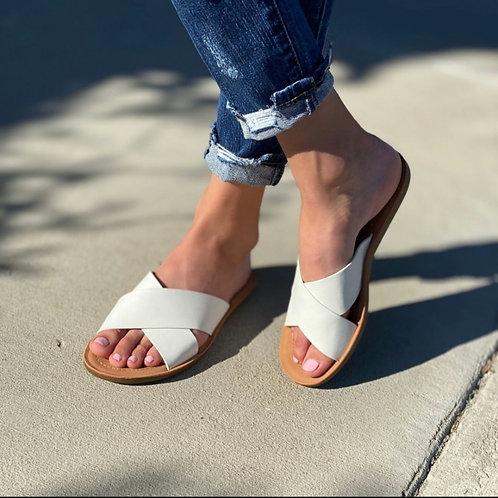 Hailey Criss CrissCross Sandal