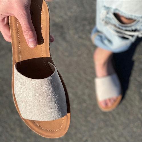 San Diego Slip on Espadrille sandal