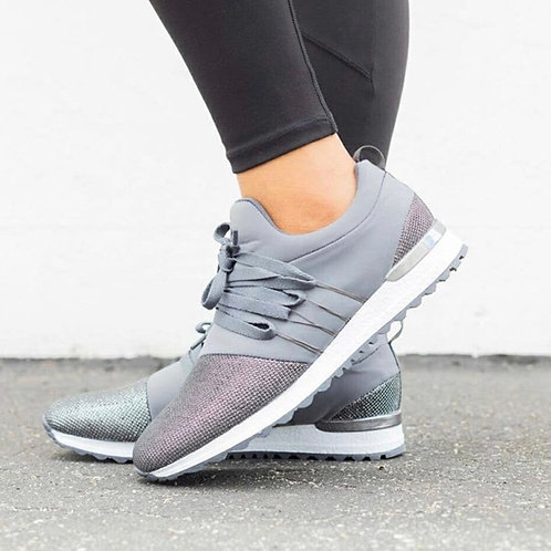 Liyah Sneaker Charcoal