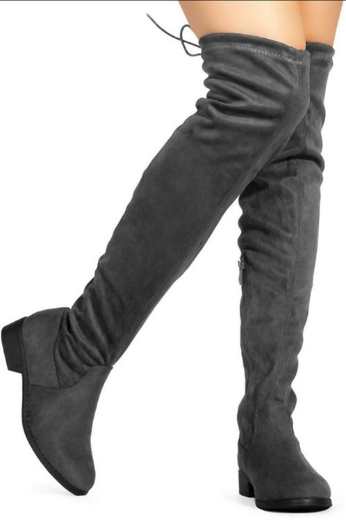 Tay Grey Otk Boots