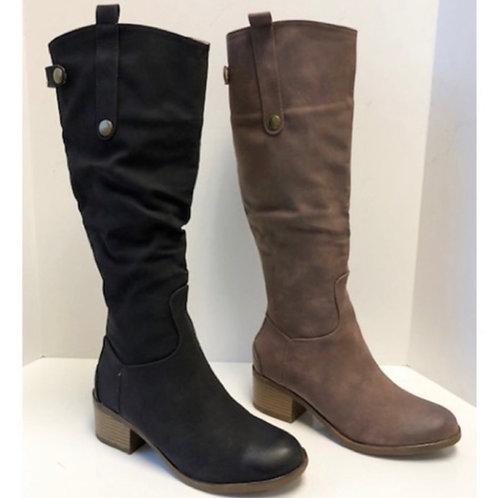 Cadence kneel high boot