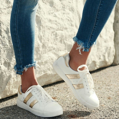 Irene Lace Up Sneakers