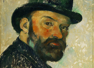 Friendly Ghosts in Cézanne's Ghost