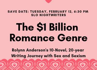 Romance Novels-the Billion Dollar Elephant in the Room