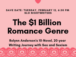 Romance Novels-the Billion Dollar Elephant in the Room