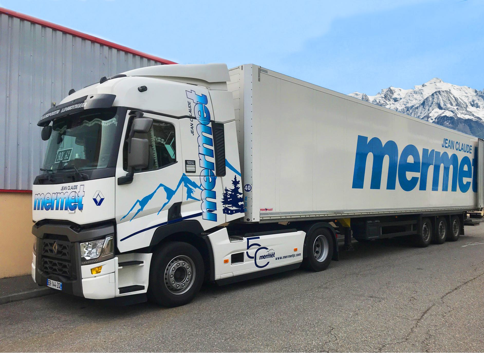 Transports JC Mermet