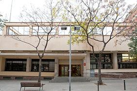 Foto exterior Cenre Cívic Tomasa Cuevas