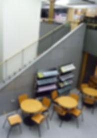 Hall del centre cívic Tomasa Cuevas