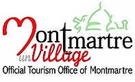 Logo officiel de Montamrtre un Village