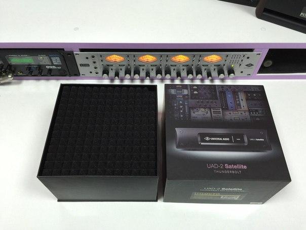 UAD-2 plugins