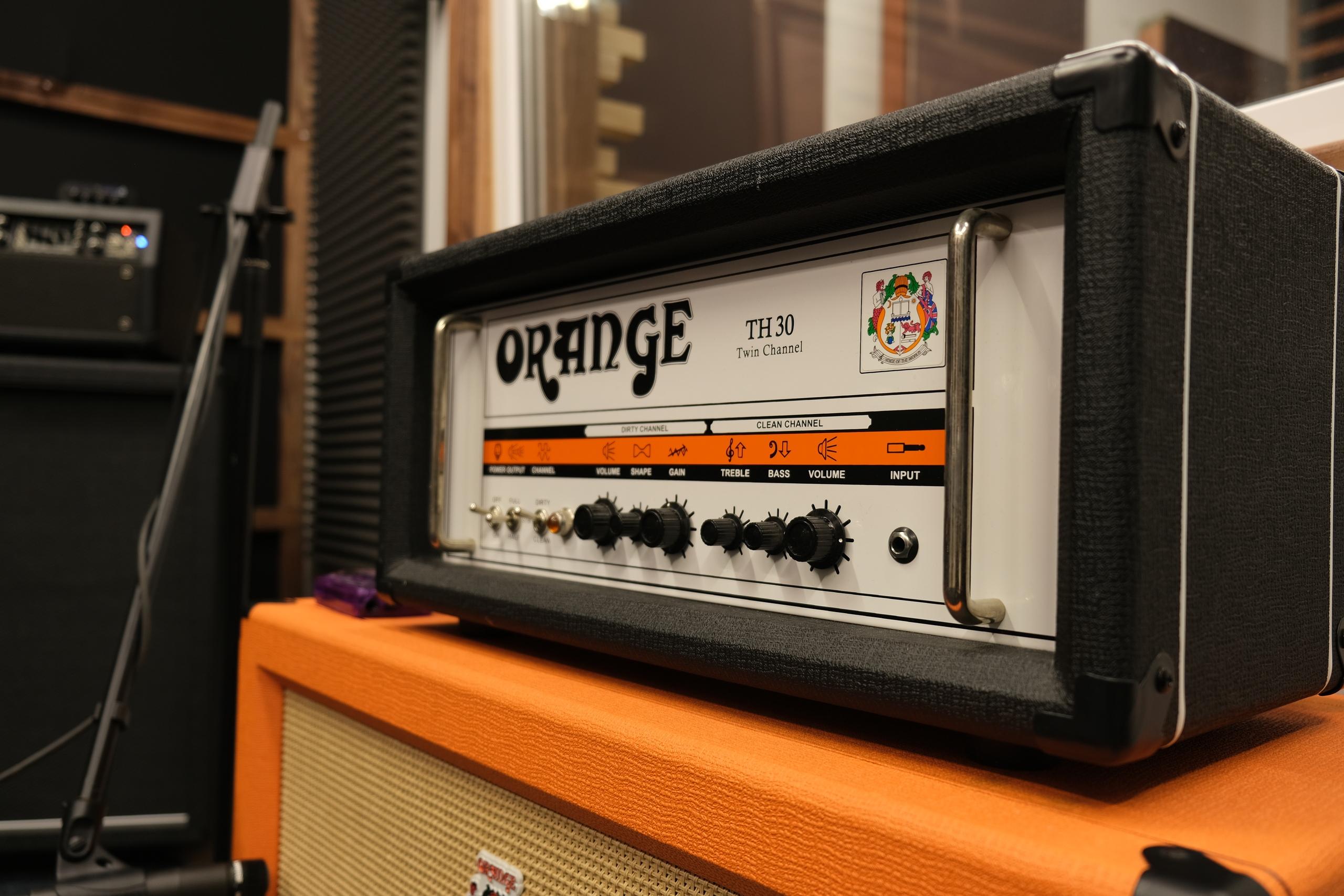Orange гитарный усилитель