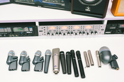 Парк микрофонов студии Nerv-R