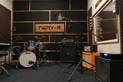 Тон-зал звукозаписывающей студии