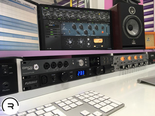 Представляю вам: Antelope Audio - Orion Studio Rev.2017.