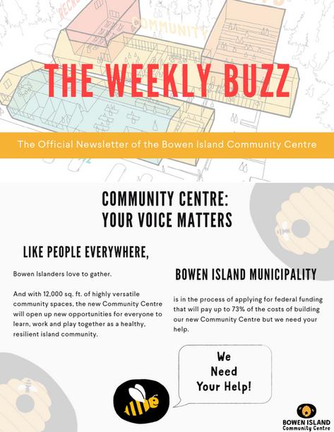 Community Centre: Your Voice Matters