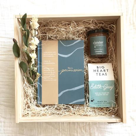 Healing gift box