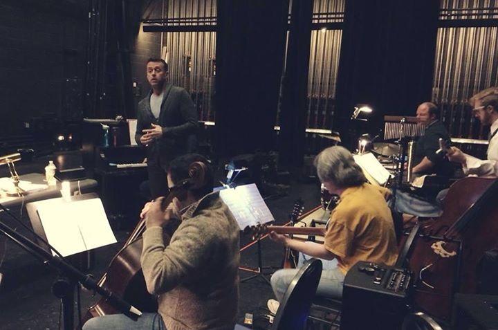 """Big Fish"" Rehearsal w. Andrew Lippa"
