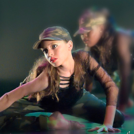 DANCEHALL - STREET DANCE - NEW STYLE